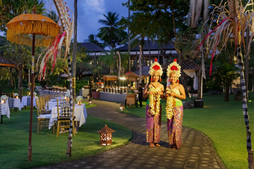 Balinese Evening Dancer
