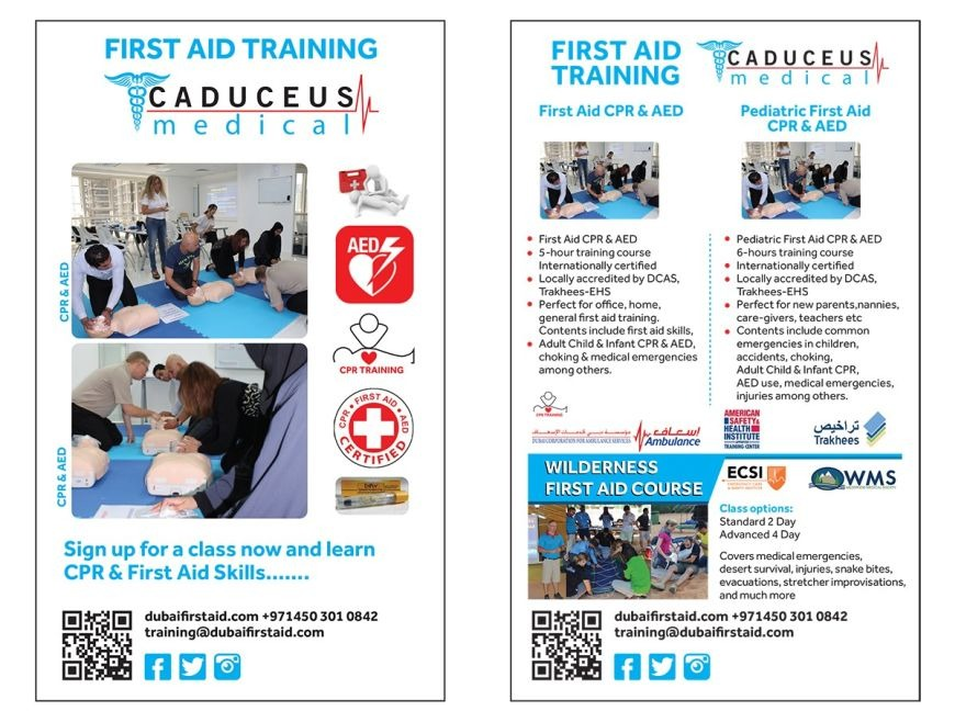Pediatric First Aid CPR & AED