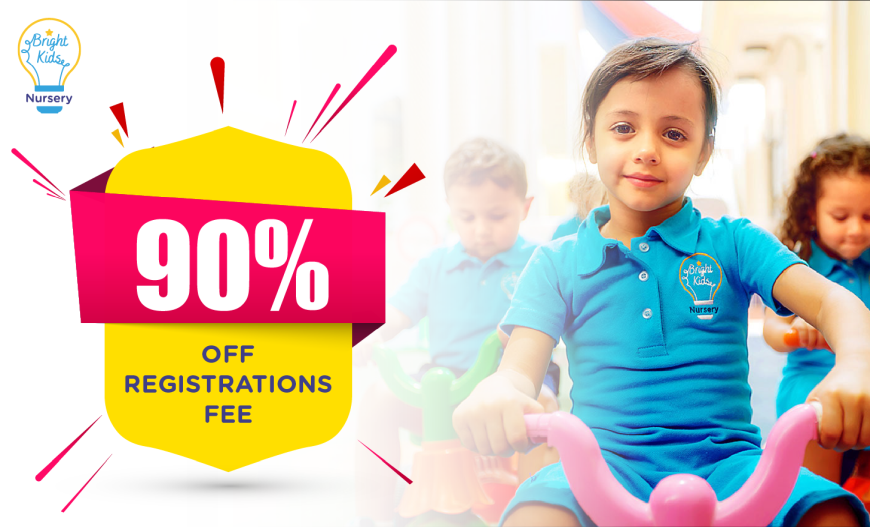 Enjoy 90% Off on Registration Fee