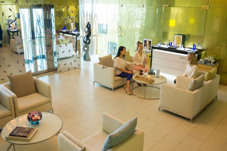 Welcome to Guerlain Spa Al Fardan; A Leading Luxury Award Winning Spa in the Heart of Doha.