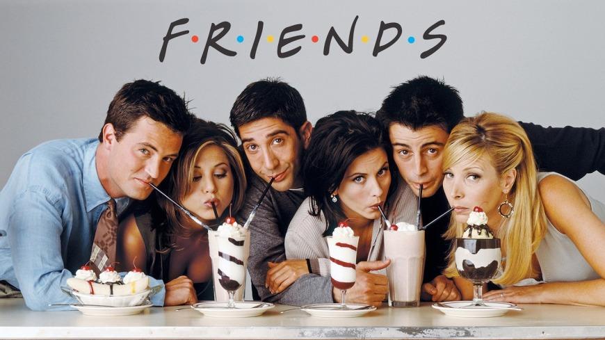 Watch Friends on STARZPLAY