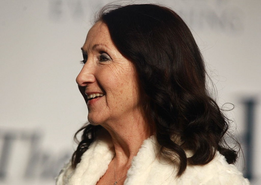 Jane Hawking at Emirates Airline Festival of Literature 2018