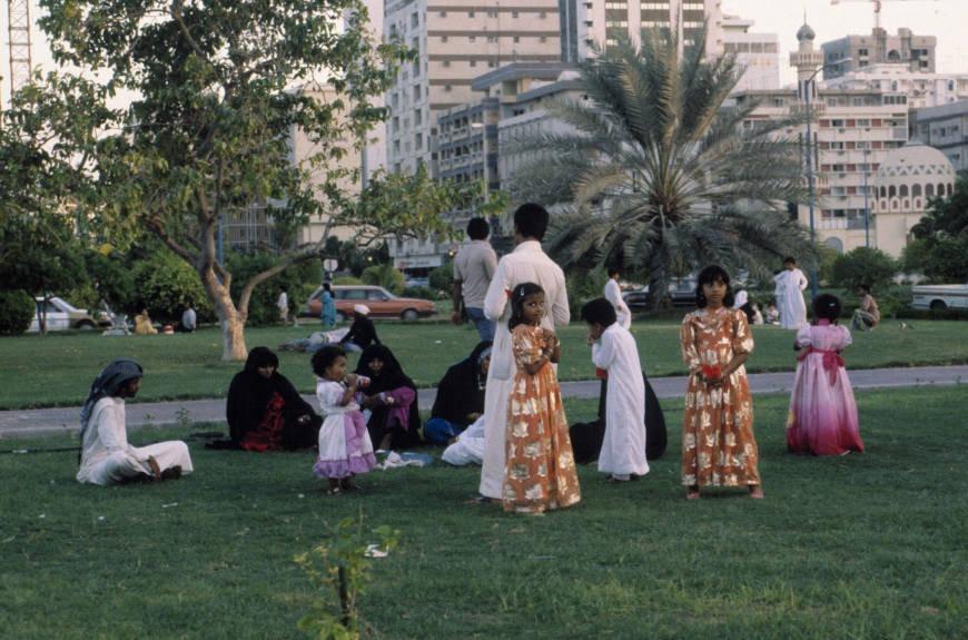 Emirati family in Abu Dhabi history