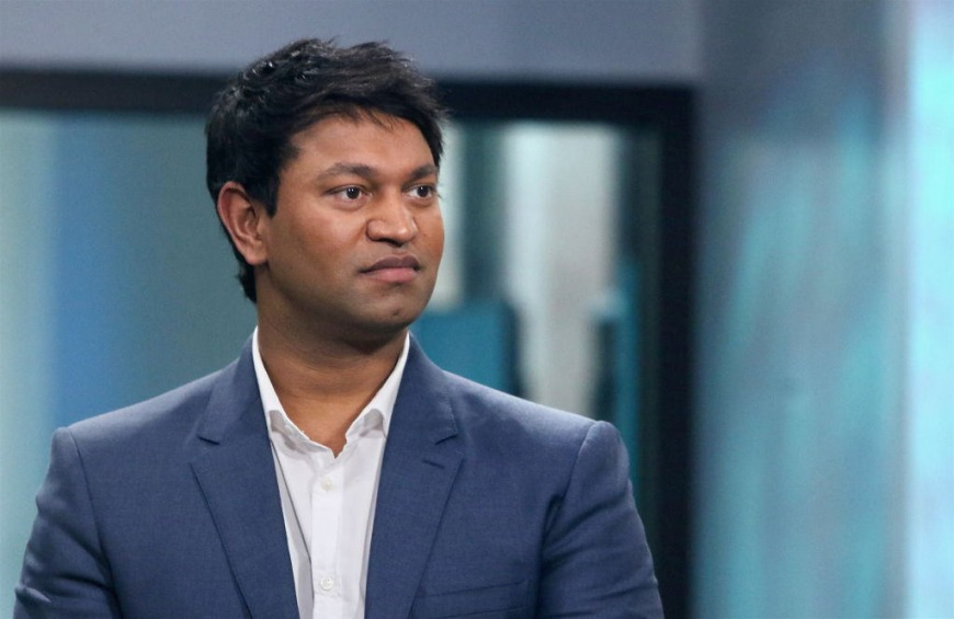 Saroo Brierley at Emirates Airline Festival of Literature 2018