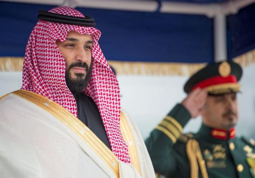 Crown Prince Mohammad bin Salman of Saudi Arabia