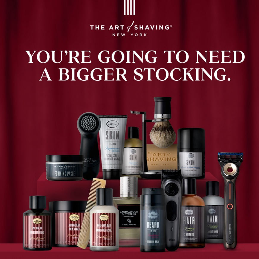 Christmas Gift Guide in Dubai: Grooming Gifts for Him 2020