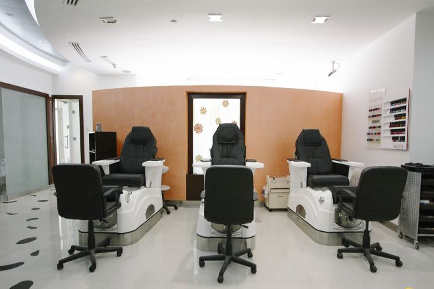 Avant Garde beauty salon in JLT, Dubai