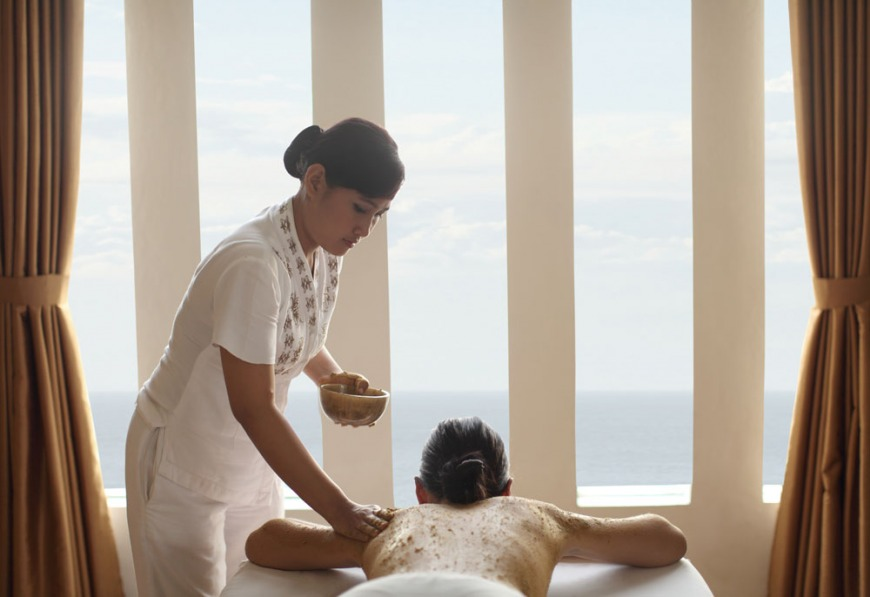 Kahyangan Spa Treatment