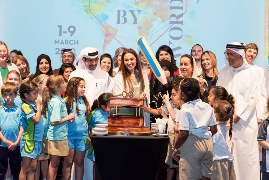 Emirates Airline Festival of Literature 2021