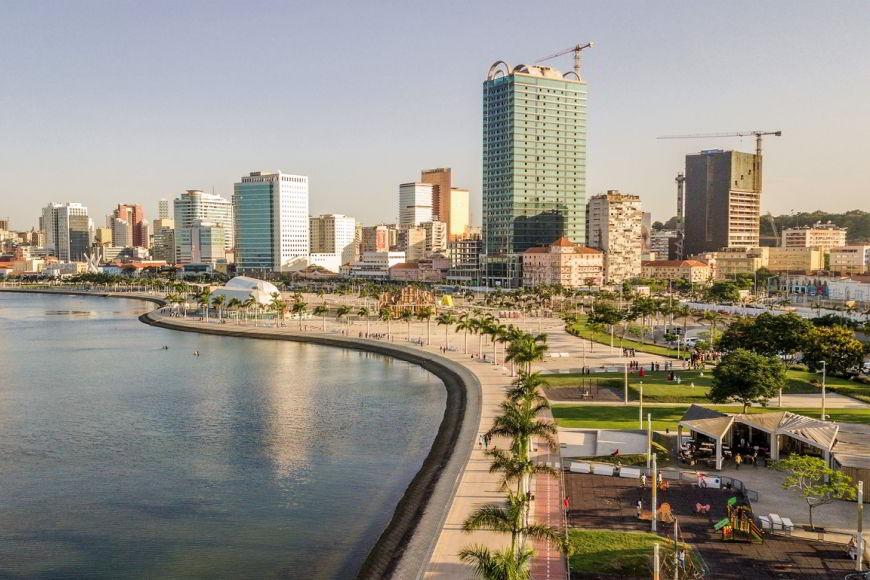 6. Luanda, Angola
