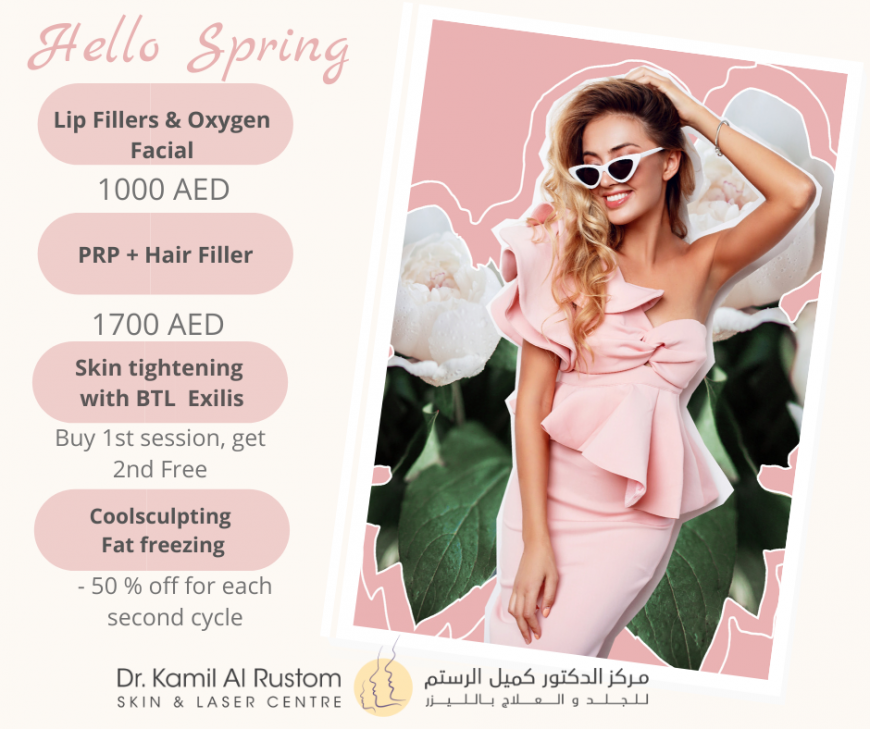 "Say ""Hello Spring!"" With These Incredible March Offers in Dubai"