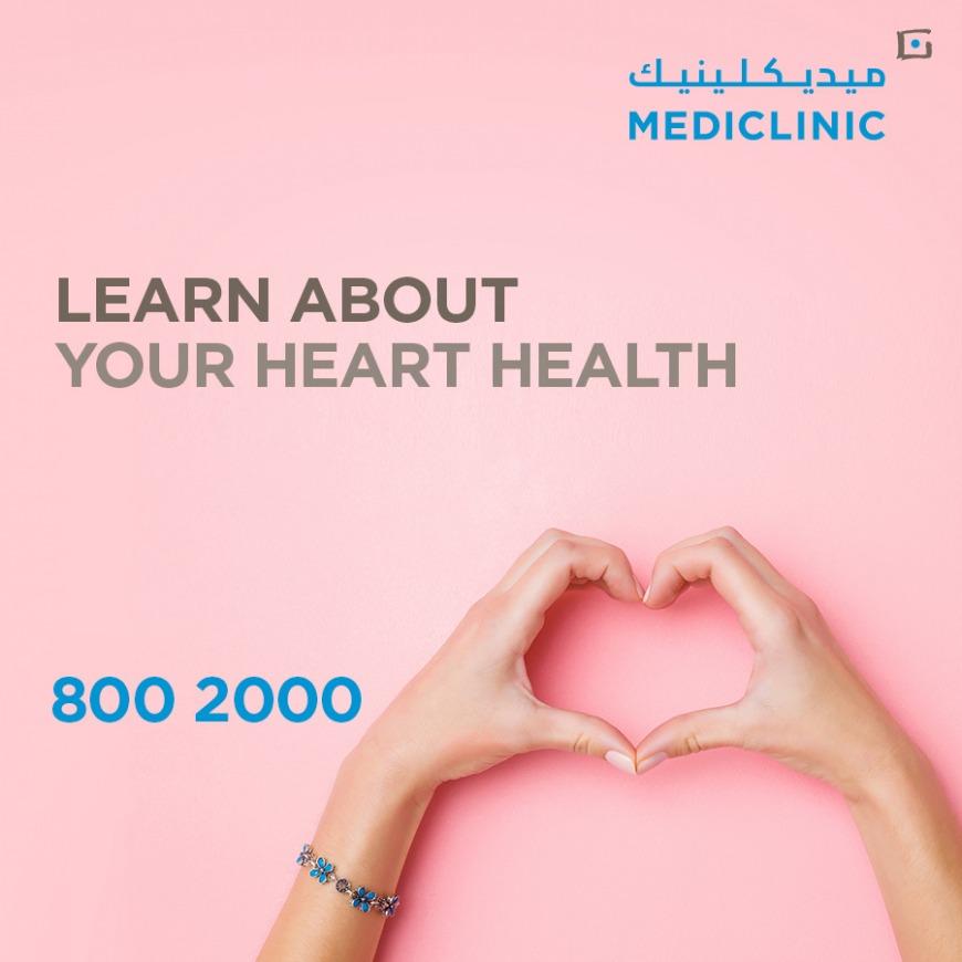 Heart health with Mediclinic