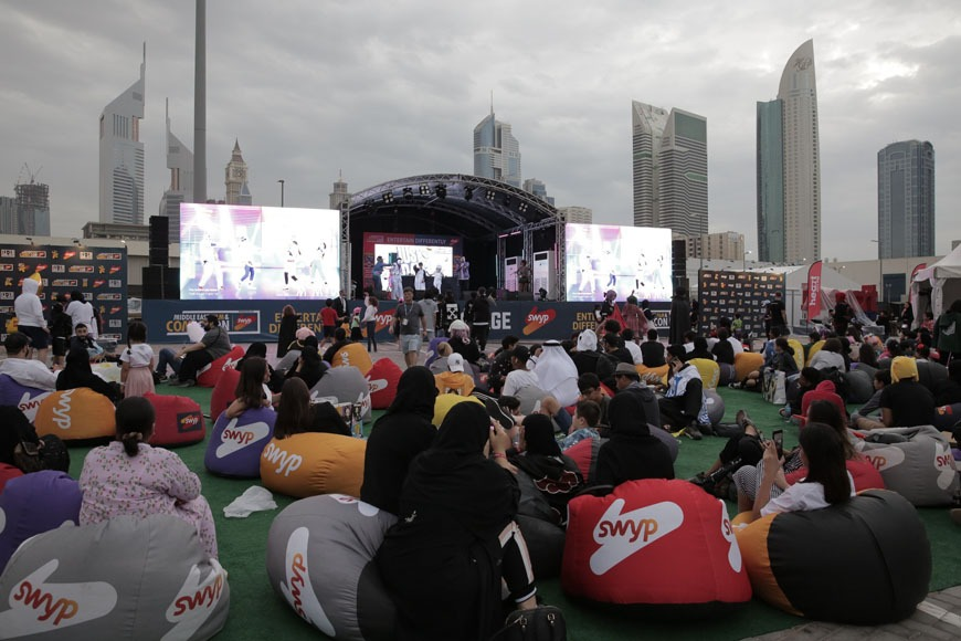 Middle East Film and Comic Con Mainstage performances
