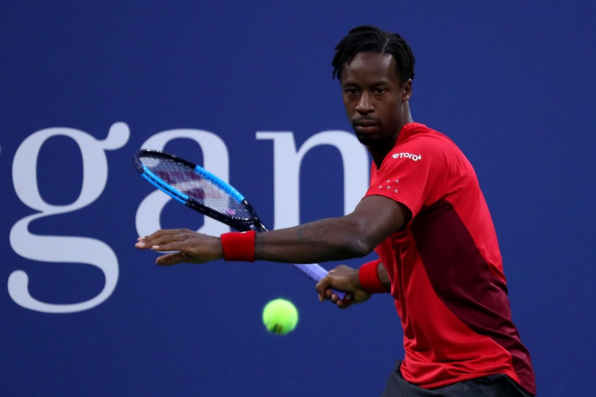 Gaël Monfils will return to Abu Dhabi 2019