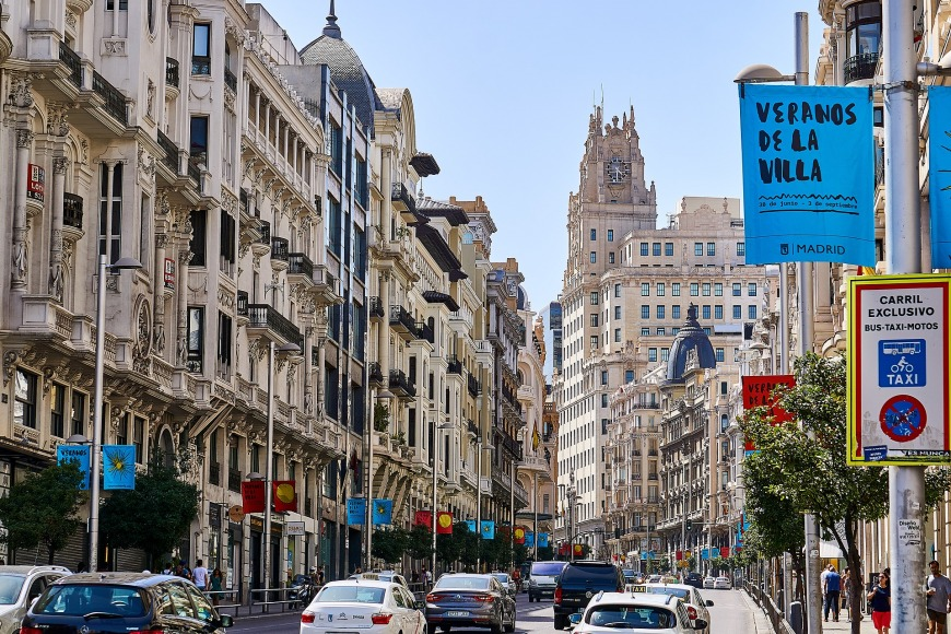 The best European cities for new expats: Madrid