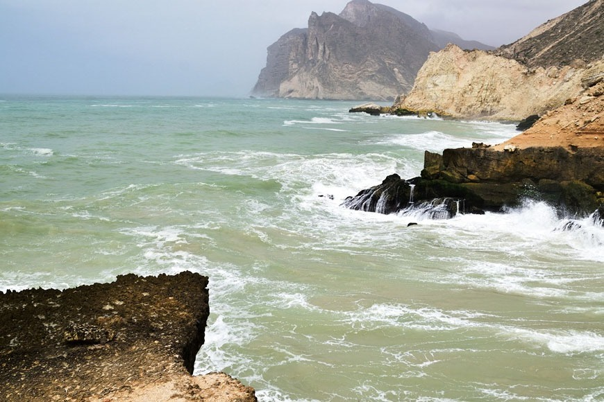Why We're Obsessed With Visiting Oman During Khareef Season