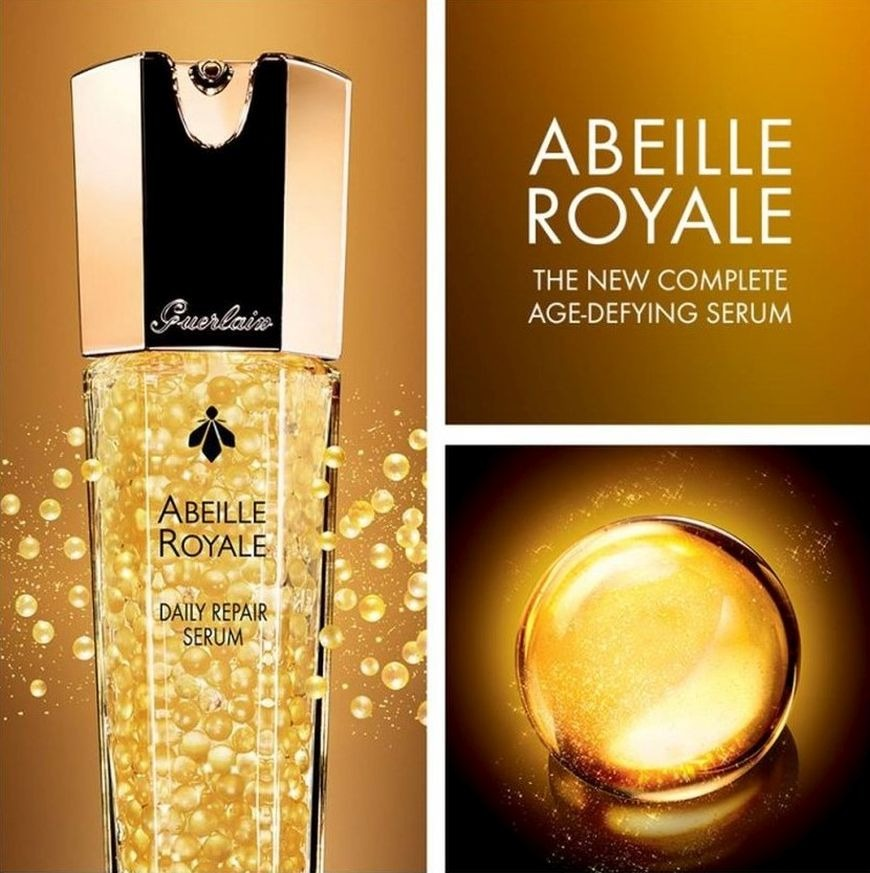 Skincare in Qatar | Abeille Royale from Guerlain