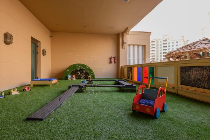Redwood Nursery; An Outstanding Nursery in Palm Jumeirah
