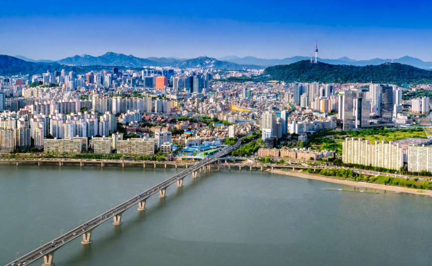 5. Seoul, South Korea