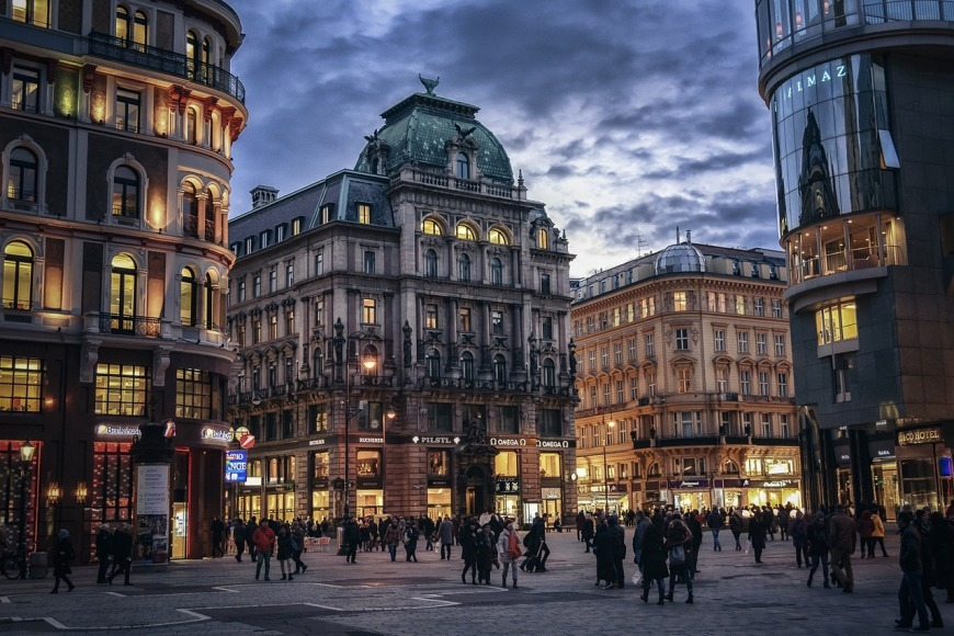 The best European cities for new expats: Vienna