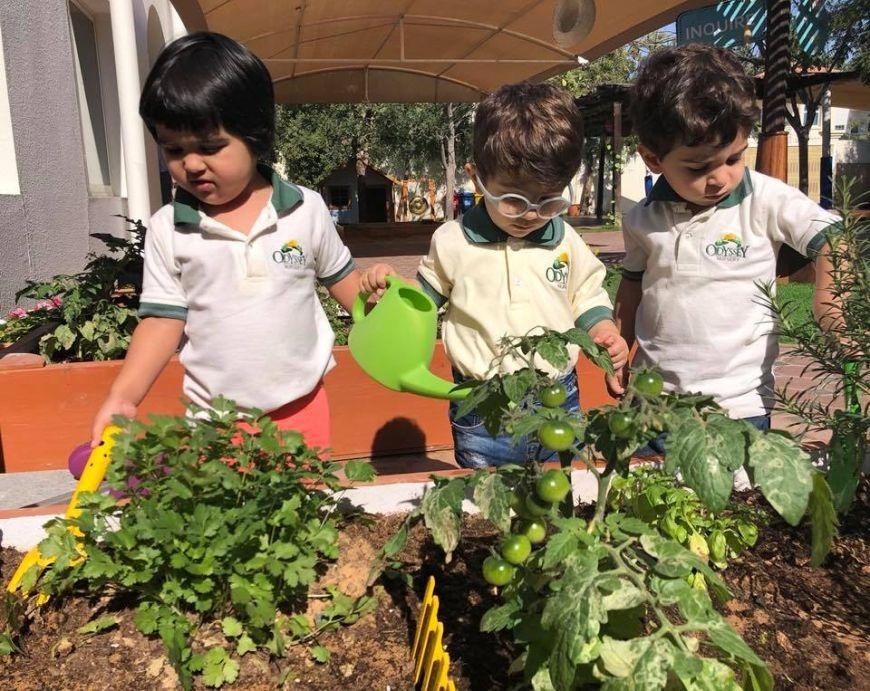 Fun Beyond Imagination at Odyssey Dubai's Spring Camp