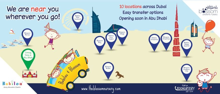 Benefits of Early Years of Learning for Kids in Dubai