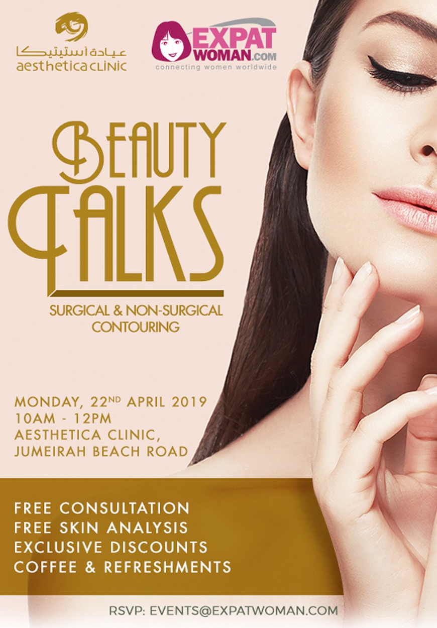 Beauty Talks at Aesthetica Clinic