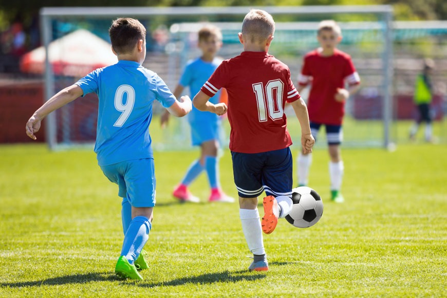 After school football and soccer clubs for kids in Doha
