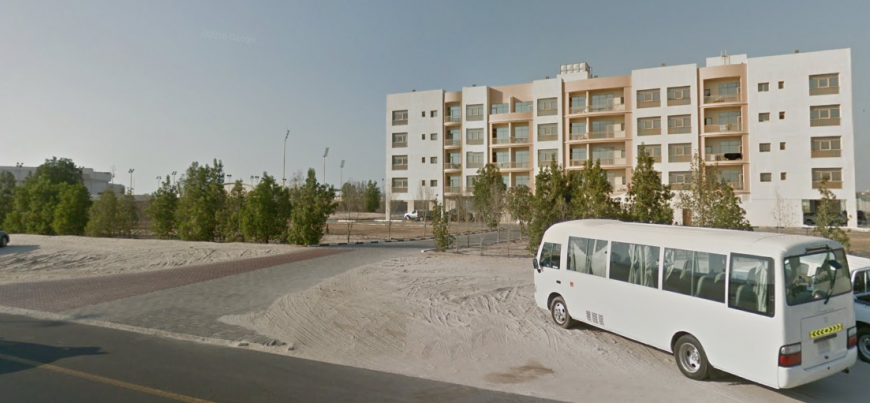 Al Jaddaf apartments