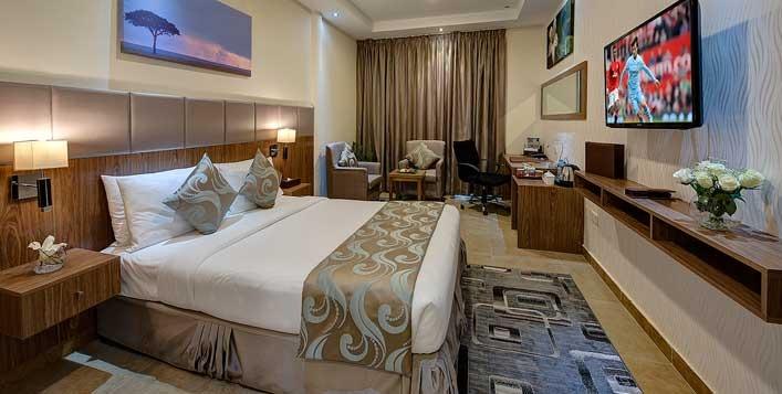Western Hotel – Ghayathi