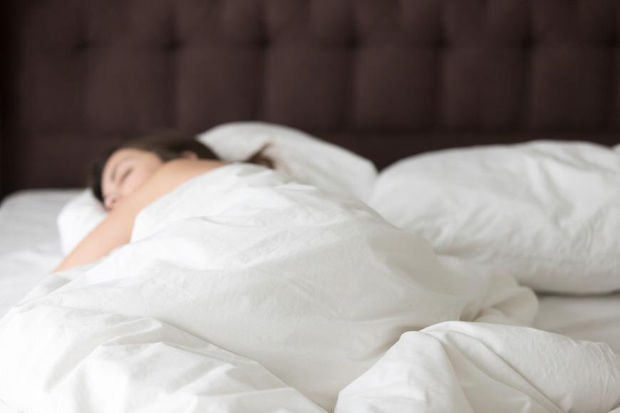 Oversleeping during the festive season