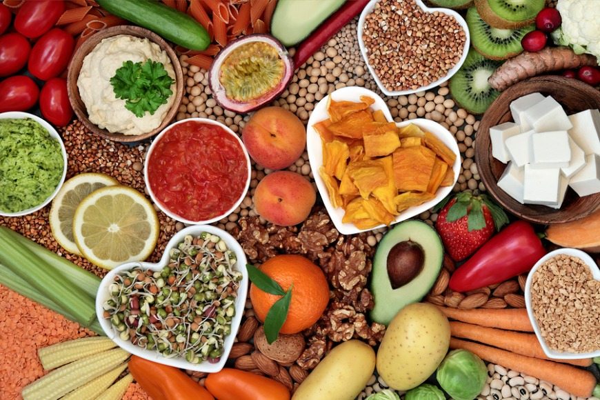 Is there a difference between plant-based and meat protein