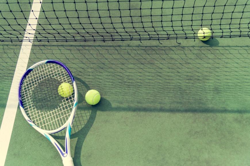 Tennis in Dubai