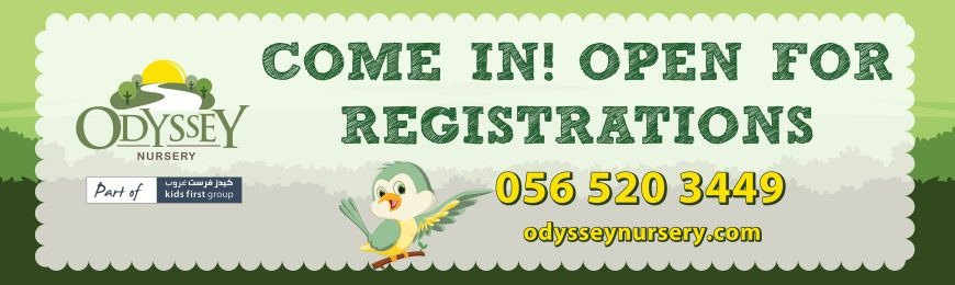 Discover the New Odyssey Nursery Branch in Umm Al Sheif