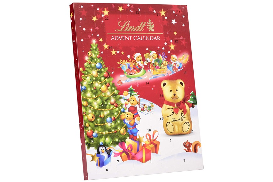 Lindt Chocolate Christmas Advent Calendar
