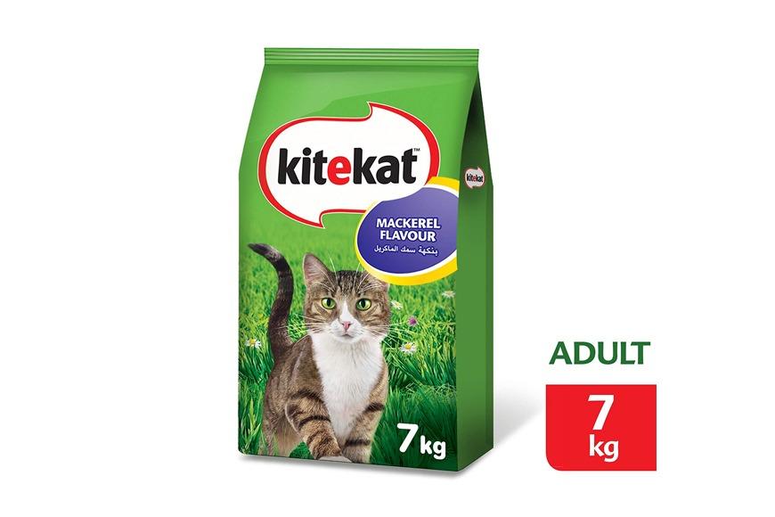 Kitekat Mackerel Flavour Cat Food