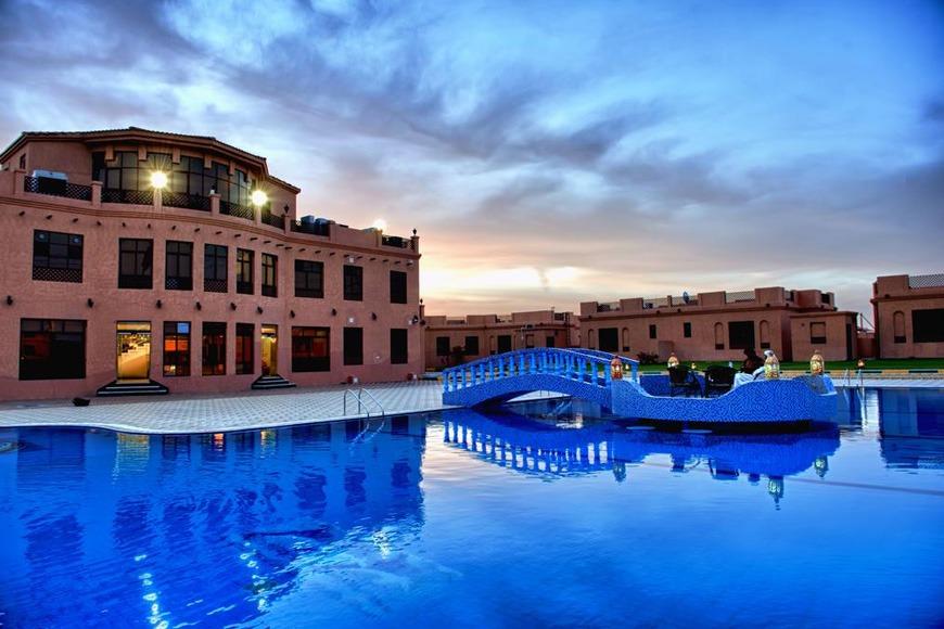 Al Bada Resort, Al Ain