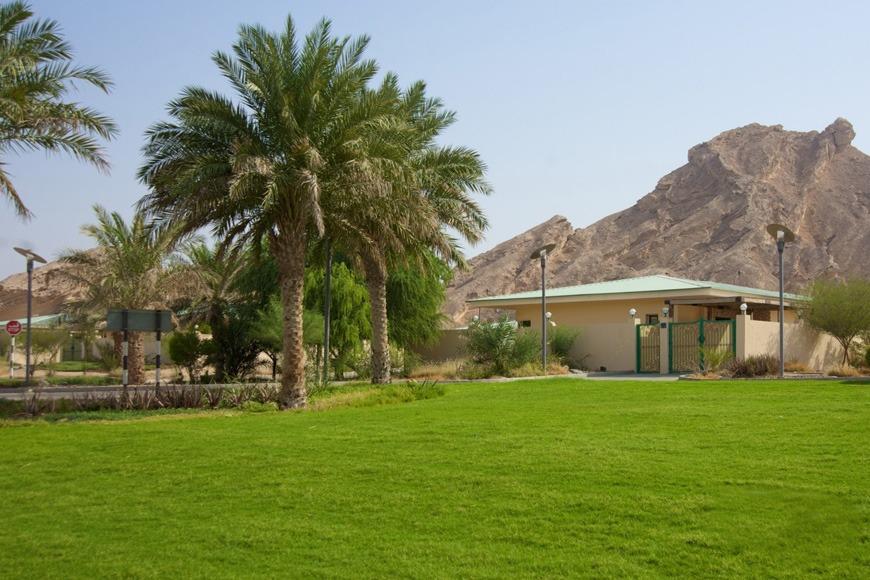Green Mubazzarah, Al Ain