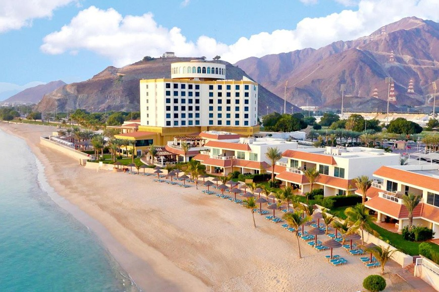 UAE staycations less than 300 Dhs