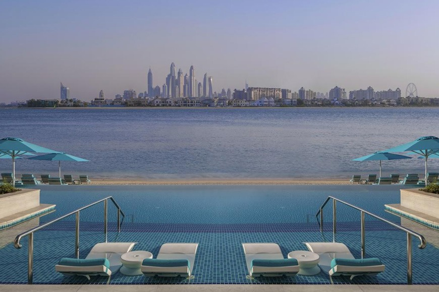 The Retreat Palm M Gallery by Sofitel, Dubai