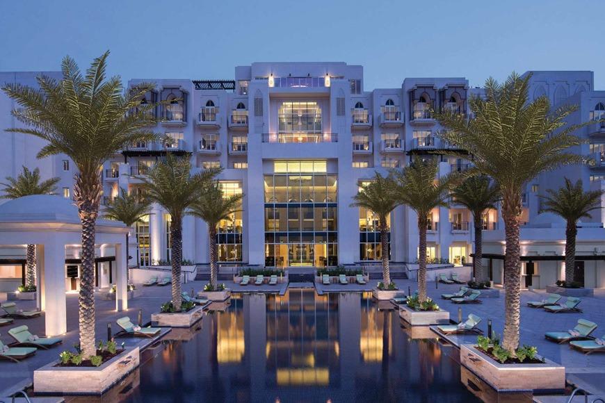 Anantara Eastern Mangroves Hotel, Abu Dhabi