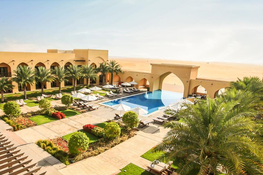 Tilal Liwa Hotel, Madinat Zayed