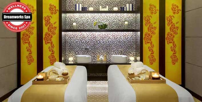 Best spa and massage deals Dubai