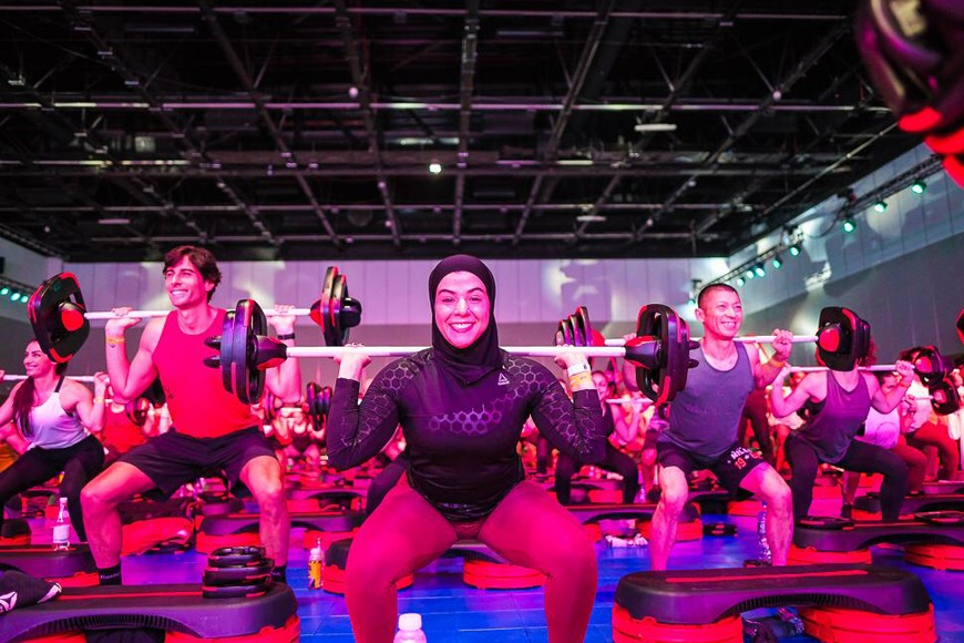 Here's Your Chance to Work Out With World-Renowned Fitness Trainers