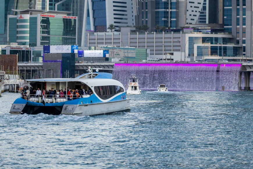 New Dubai Ferry service in Dubai