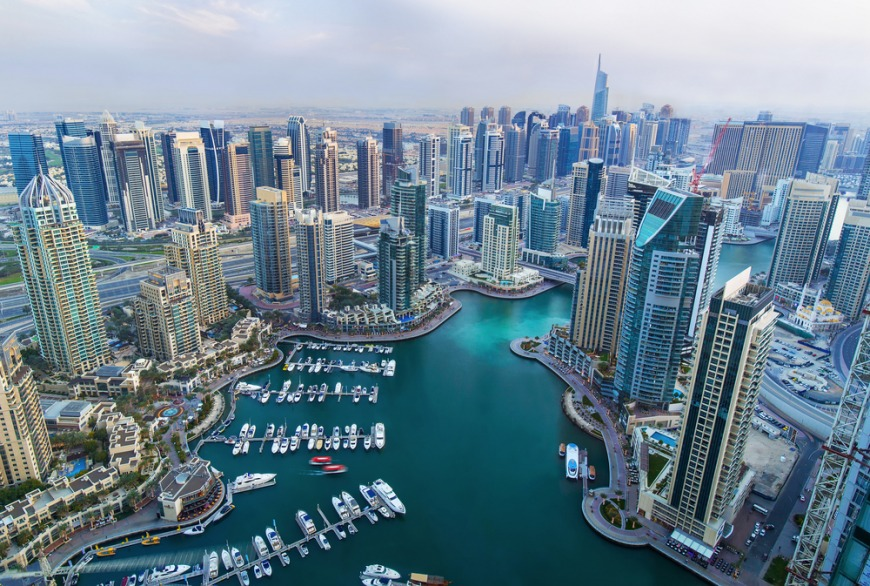 How much is rent in Dubai Marina