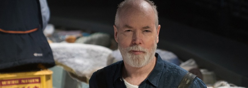Douglas Coupland at the Emirates Airline Festival of Literature 2019