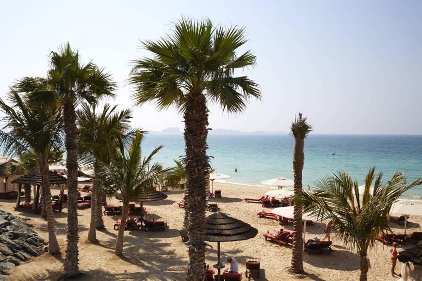 Dubai Beach (Dubai Tourism/PA)