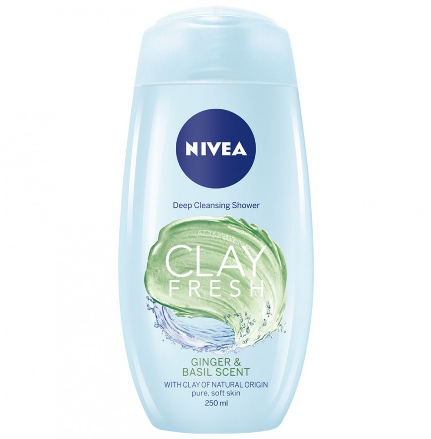 Nivea Shower Clay