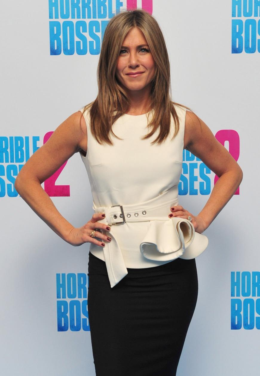 Jennifer Aniston recently sat in a 'goddess circle'